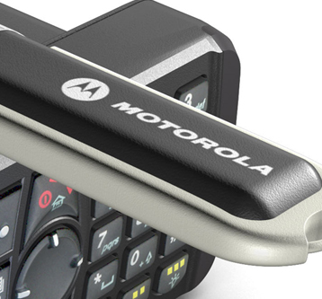 3D Visualisation – Motorola MTM5400