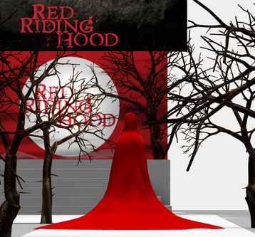 3D Visualisation – Red Riding Hood Film Premier