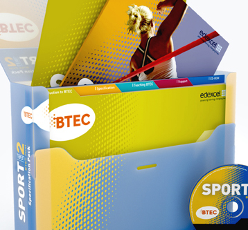 3D Visualisation – BTEC Marketing Pack