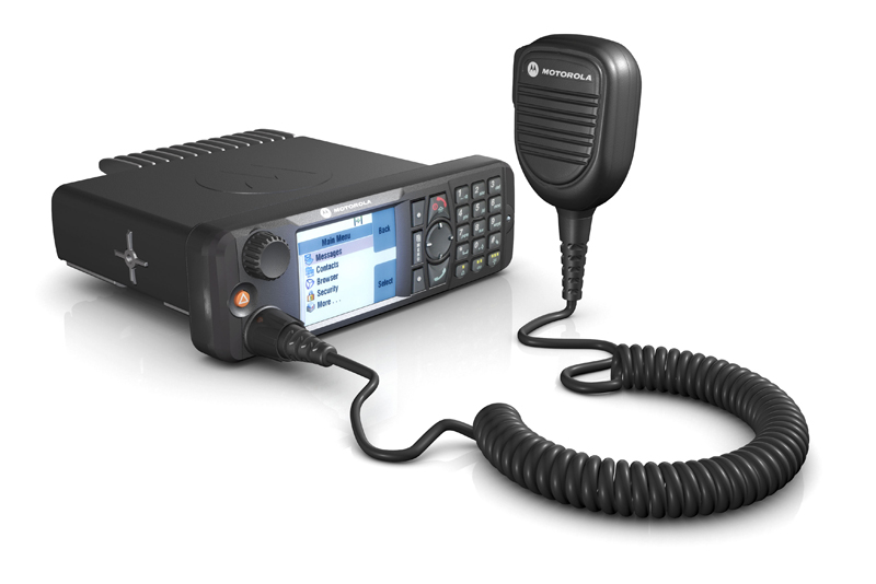 3D Visualisation – Motorola MTM5400